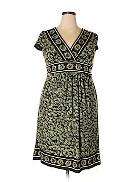 City Triangles Casual Dress Size 1X (Plus)