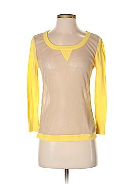Charlotte Tarantola Long Sleeve Top Size S