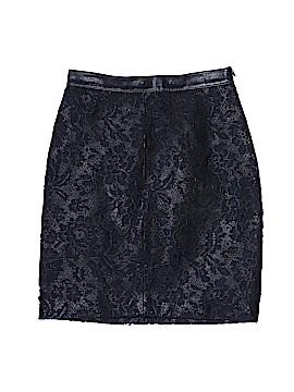 Saint Laurent Leather Skirt Size 34 (FR)