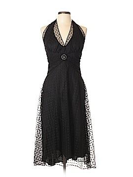 Maggy London Cocktail Dress Size 12 (Petite)