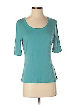 Garnet Hill 3/4 Sleeve T-Shirt Size M