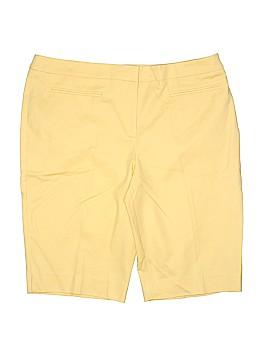 Chico's Khaki Shorts Size Lg (2.5)