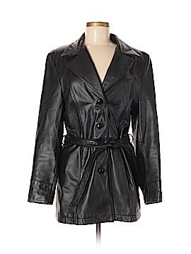 ColeBrook Leather Jacket Size M