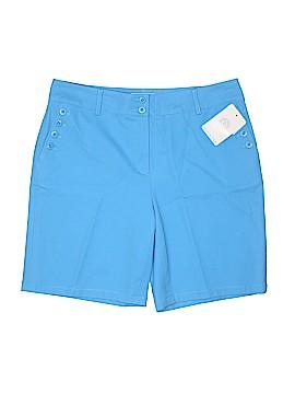 Doncaster Khaki Shorts Size 12