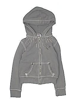 True Religion Zip Up Hoodie Size S (Kids)
