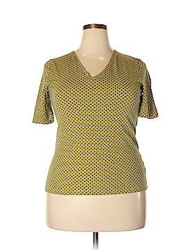 Jones New York Sport Short Sleeve T-Shirt Size XL