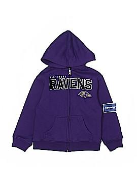 NFL Zip Up Hoodie Size 5 - 6