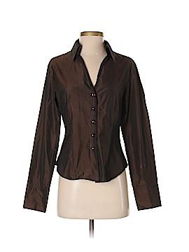 Donna Degnan Long Sleeve Blouse Size 4