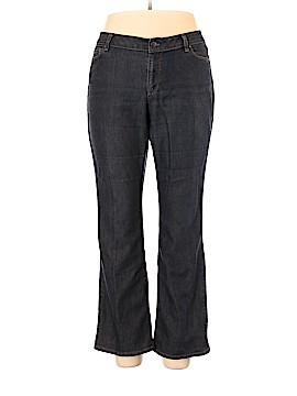 Ann Taylor Factory Jeans Size 14 (Petite)