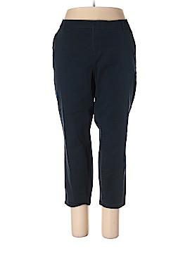 Jcpenney Khakis Size 20w (Plus)