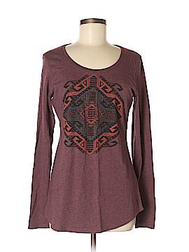 Peruvian Collection Long Sleeve T-Shirt Size M