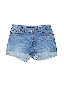 Zara Denim Shorts Size 8