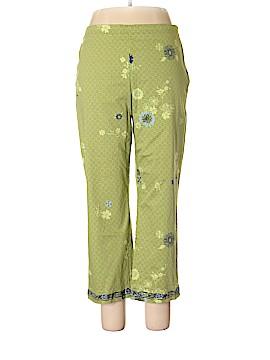 Sigrid Olsen Sport Casual Pants Size 14