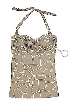 DownEast Basics Swimsuit Top Size XS