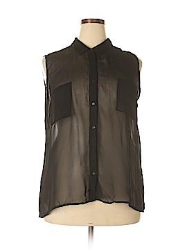 Ambiance Apparel Sleeveless Blouse Size 3X (Plus)