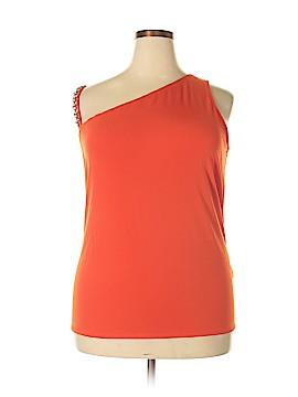 INC International Concepts Sleeveless Top Size 3X (Plus)