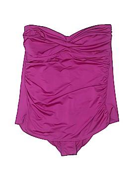Merona One Piece Swimsuit Size XL