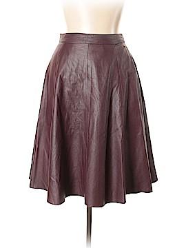 Ottod'Ame Leather Skirt Size 42 (EU)
