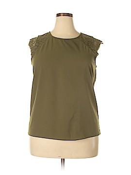J. Crew Factory Store Short Sleeve Blouse Size 16