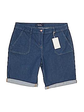 Boden Denim Shorts Size 12