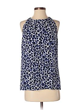 Cynthia Rowley for Marshalls Sleeveless Silk Top Size XS