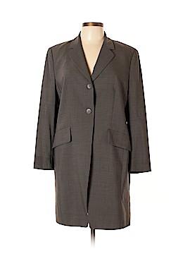 Rene Lezard Wool Blazer Size 42 (EU)