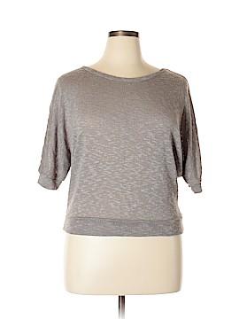 Robin K. Pullover Sweater Size L