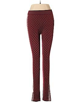 Pink Rose Leggings Size XL
