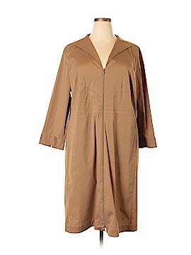 Lafayette 148 New York Casual Dress Size 24 (Plus)