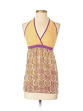 A Common Thread Sleeveless Silk Top Size P
