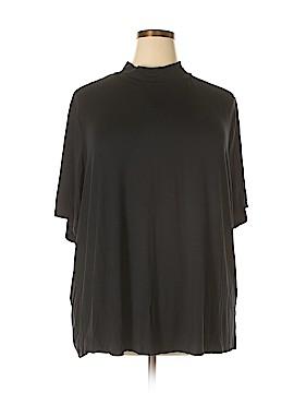 Ellos 3/4 Sleeve Top Size 3X (Plus)