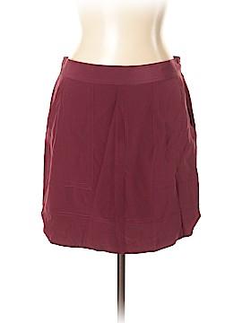 Madewell Silk Skirt Size L