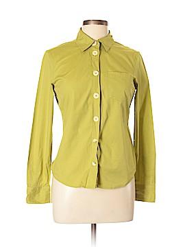 Boden Long Sleeve Button-Down Shirt Size 12