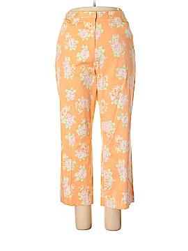 Jones New York Signature Casual Pants Size 18W (Plus)