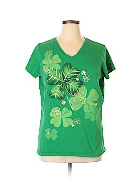 Green Source Short Sleeve T-Shirt Size 3X (Plus)