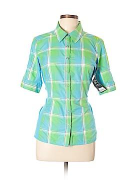 Novara Short Sleeve Blouse Size L