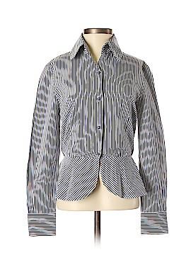 Cynthia Rowley Long Sleeve Button-Down Shirt Size 2