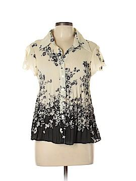 Serenade Short Sleeve Blouse Size XL (Petite)