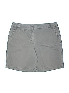 Charter Club Khaki Shorts Size 16