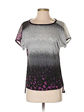 Armani Exchange Short Sleeve Blouse Size XS