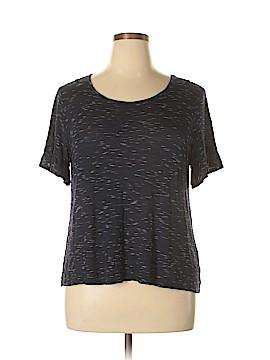 Bobeau Short Sleeve Top Size XL (Petite)