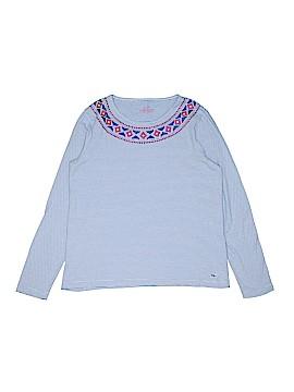 Vineyard Vines Long Sleeve T-Shirt Size L (Kids)