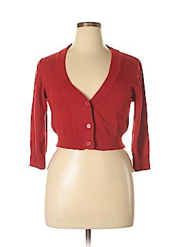 Mak Cardigan Size 1X (Plus)