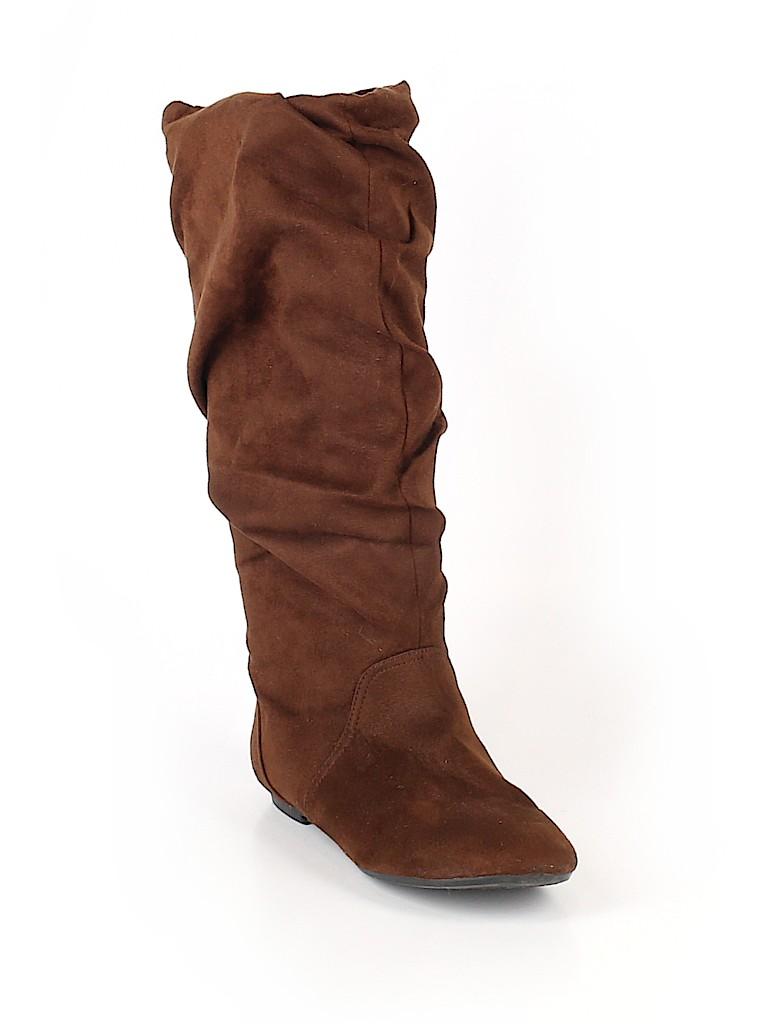 Ann Taylor Women Boots Size 7