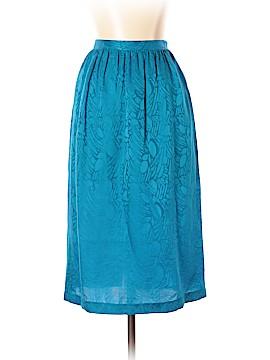 Argenti Silk Skirt Size 2