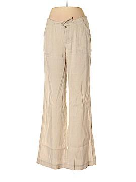 Cariloha Bambu Linen Pants Size S