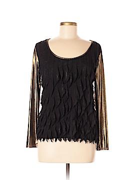 Sunny Leigh Long Sleeve Top Size M