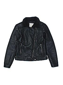 Bernardo Faux Leather Jacket Size 14 - 16