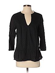 Gap Women 3/4 Sleeve Blouse Size S