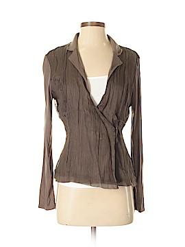 J.jill Long Sleeve Silk Top Size XS